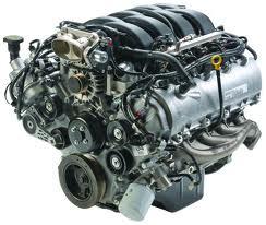 Ford F  Engine